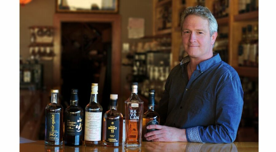 The Man Behind the Best Whiskey Bar in Northern California, Albion River Inn